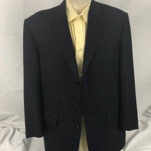 Pal Zileri 52R pinstripe Suit Jacket